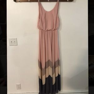 She and Sky maxi dress 🤗👏🏻
